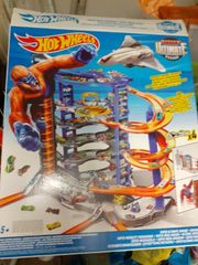 Hot Wheels City Supermegacity Parkgarage