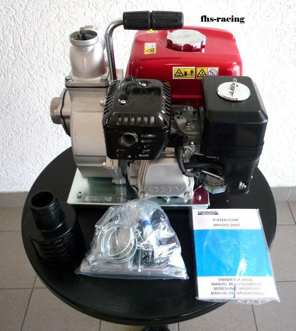 original Honda Wasserpumpe WH 20