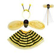 NEU Kinder Bienchen Kostüm Set