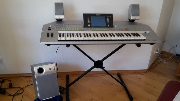 Tyros Keyboard Workstation