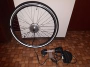 E-Bike Vorderradmotor