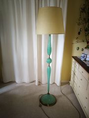 Stehlampe Jugendstil ca 1910