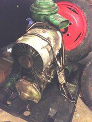 Sachs 600 Diesel E 12