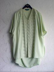 Damen-Kostüm Gr 50 blassgrün Oberteil