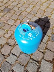 Camping Gasflasche