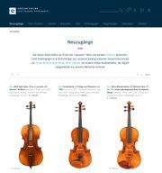 Neuzugänge im Online Katalog von