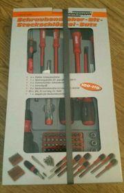 Werkzeug 100 Teile - Mannesmann