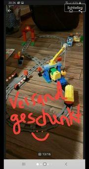Lego Duplo 5609 Eisenbahn Super