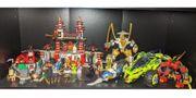 Lego Ninjago 6 Sets