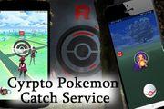 Pokemon Go Cyrpto Fangservice