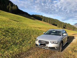 Audi A4 allroad, 3,0l TDI V6 quattro