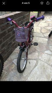 Kinder Mädchen Fahrrad