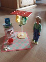 LEGO Scala Mädchen mit Waschmaschine
