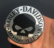 Neu Aufkleber 3D Aluminium Emblem