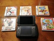 Nintendo 3ds xl mit 6
