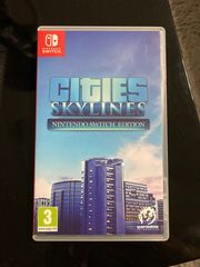 Cities Skylines Switch NEU