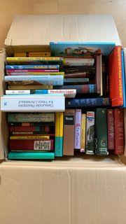 Große Büchersammlung Kinderbücher Romane Krimis