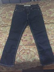 Jeans in dunkel Blau