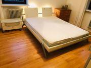 Doppelbett von Hülsta