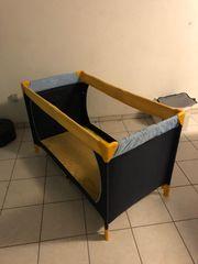 Reisebett für Kinder plus Matratze