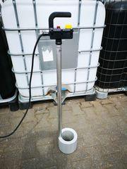 Wassertanks 1000 ltr auch kleiner
