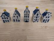 KLM Häuser Bols Häuser Porzellan
