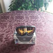 Skibrille bzw snowboardbrille Gr 8