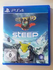 steep PS4 wie neu