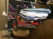 Herrenkleidung - Jeans Anzüge Sakkos lang-kurzarm