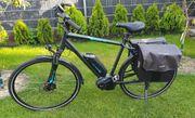 E-Bike Elektro Fahrrad Herren Trekking