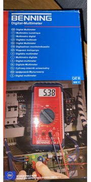 Benning Multimeter MM2 NEU