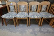 4 Holz-Stühle - ld260617
