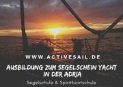 Ausbildungstörn zum Segelschein Yacht SKS