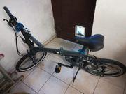 Neues Faltrad Dahon Hemingway D9