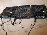 Pioneer DJ Mischpult 1x DJM-800