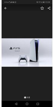 Playstation 5 mit Laufwerk ps5