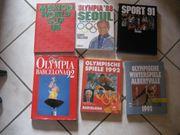 6 Bücher Olympia Sport World