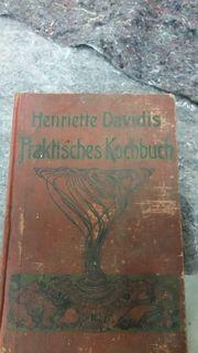 altes Kochbuch für Anfänger