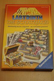 Labyrinth - Die Schatzjagd