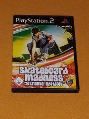 PS2 Spiel Skateboard Madness Xtreme