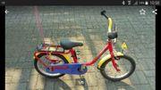 Puky Kinder Fahrrad classic 16