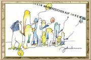 JOHN LENNON Souvenir Deko Design
