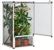 Gaze-Terrarium Aluminium