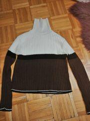 Pullover Rollkragen Gr 42 Orsay