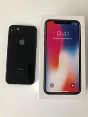 iPhone 8 schwarz Diamant 64