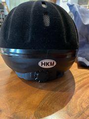 Reithelm von HKM Größe M