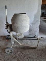 Beton Mischer 120 Liter