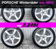 Winterräder 19 Zoll Porsche 718