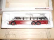 Omnibus Mercedes O 10000
