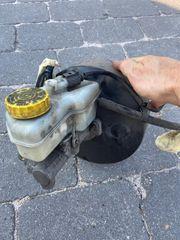 VW Polo 9N Bremskraftverstärker
